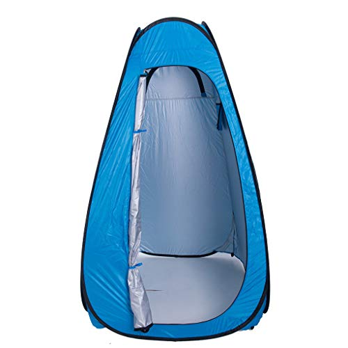 Shower Tent Privacy Shelter for Camping Shower Toilet Pop Up 3.6 x 3.6x 6.4 ft by Generic