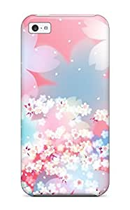 High Quality Shock Absorbing Case For Iphone 6 (4.5)-pretty Floral Design