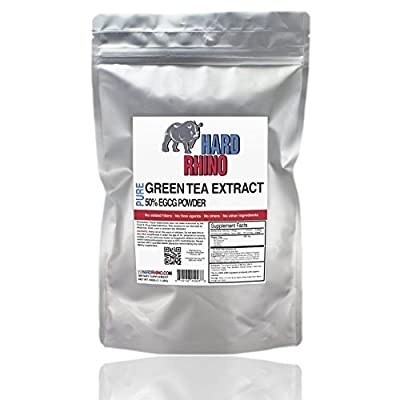 Hard Rhino Green Tea Extract 50% EGCG Powder.