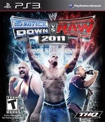 Thq Wwe Smackdown Vs Raw 2011 Fighting Vg Ps3 Platform Be...