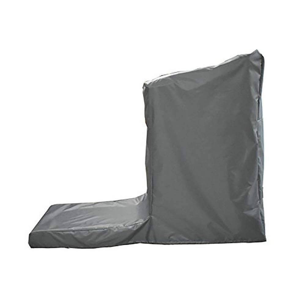 Protective Exercise Treadmills Cover, Weather Resistant Running Machine Cover, Heavy Duty Cardio Traning Fitness Equipment Cover for Indoor and Outdoor Using (S: 65'' Long X 30'' Wide X 55'' High)