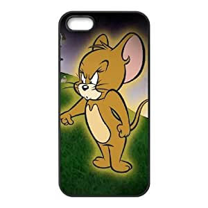 iPhone 4 4s Cell Phone Case Black Tom and Jerry Phone Case Cover Custom Back XPDSUNTR34739