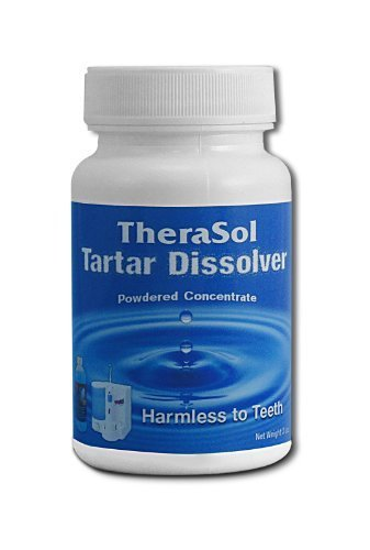 TheraSol Tartar Dissolver / Remover - (Remove Tartar Between Visits) by OraTec by OraTec