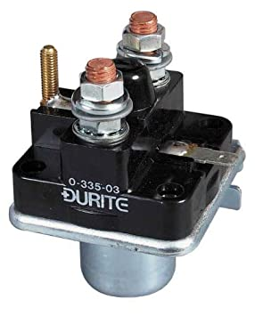Durite GENUINE 4 Position Ignition Switch replaces Lucas 24228 35670 0-351-06