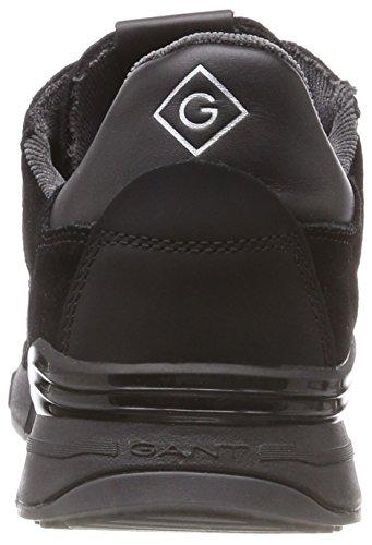 Andrew Noir en Gant Herren G00 Schwarz Chaussure 4q7fp