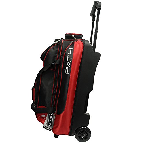 Pyramid Path Triple Deluxe Roller - Black/Red