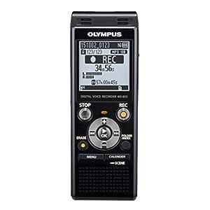 Olympus Voice Recorder WS-853, Black