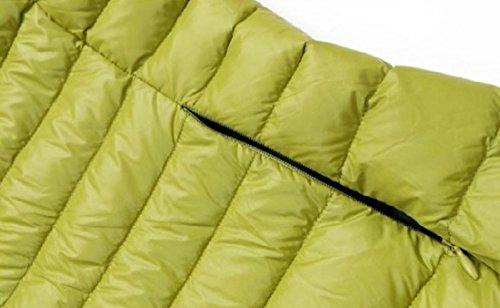 Long Sleeve Pocket Vogue Women Tootlessly Green Jacket Outwear Zipper Hooded 5TwS61nxqE
