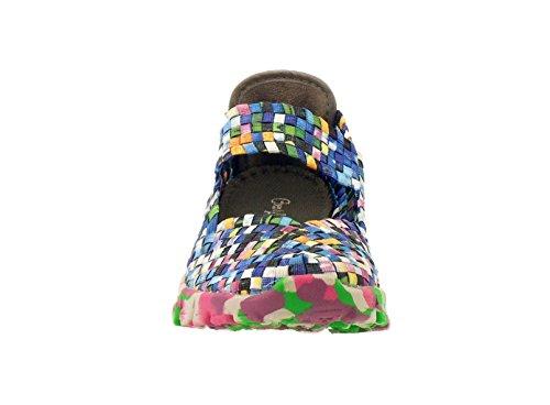 COCO ABRICOT - Sandalias de vestir para mujer turquesa