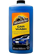Armor All Car Wash Formula, Cleaning Concentrate for Cars, Truck, Motorcycle, Bottles, 24 Fl Oz, 17738