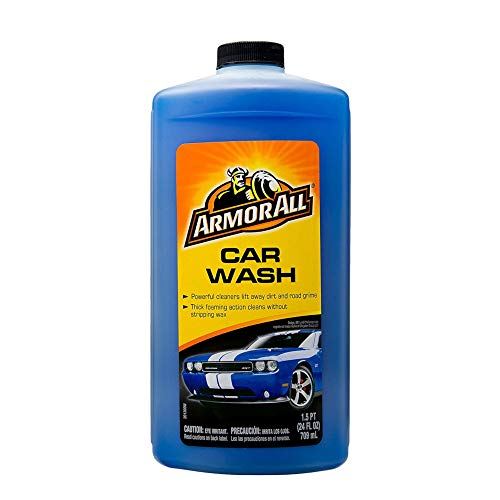 - Armor All Car Wash Concentrate (24 fluid ounces), 17738