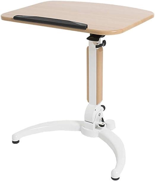 CNRGHS Mesa de Escritorio Multifuncional Estable: Mesa Plegable ...