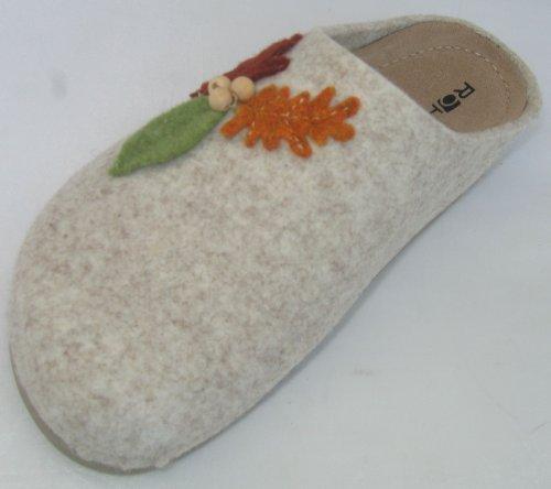 Damen Groesse Rohde Pantoffeln Hausschuhe 6064 37 zw8Tq8xaf