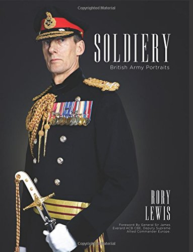 Soldiery: British Army Portraits