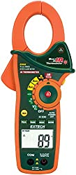 Extech 1000 Ampere True RMS Clamp Meters with Infrared Thermometers