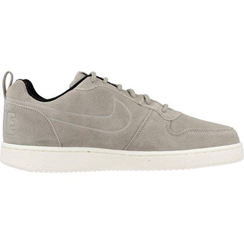 Borough Nike Premium Basses Court Homme Sneakers Low Gris P5qCwWn5pS