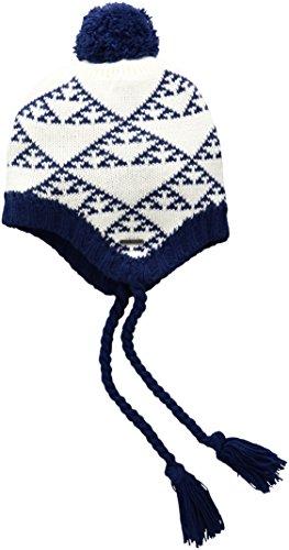 - Roxy Junior's Fresh Lov Knitted Beanie, Pristine, One Size