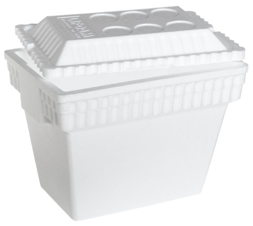 Lifoam 3542 Styrofoam Cooler Collection Picnic Chest