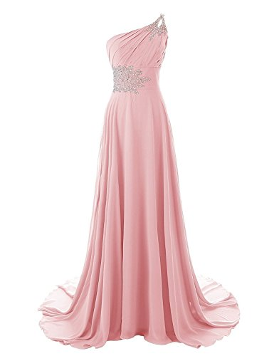 CutieTell Shoulder Pleated Gradient Evening product image