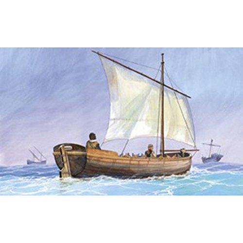 Zvezda 1/72 Medieval Life Boat # 9033 from Zvezda