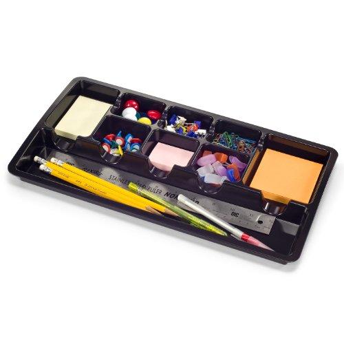 Achieva Drawer Tray, Recycled, Black (26240)