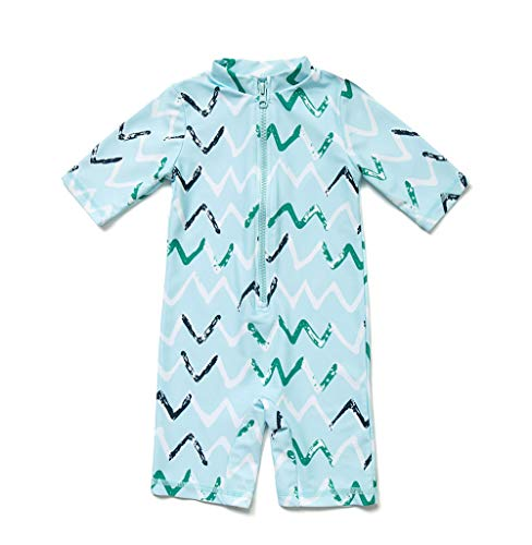 Sabei Baby Girl Boy Clothes Beech Leaves Bodysuit Romper Jumpsuit Outfits Baby One Piece Long Sleeve