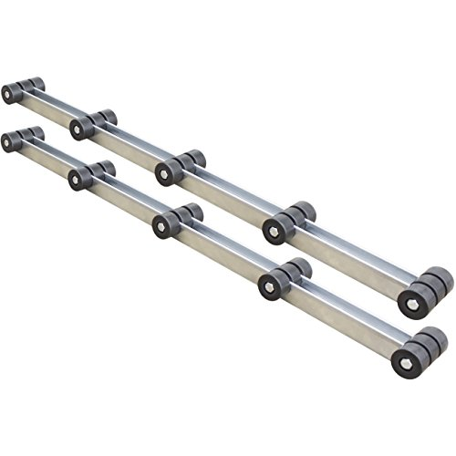 Dutton-Lainson Company 6387 4' Galvanized Roller - Bunks Boat Trailer Roller