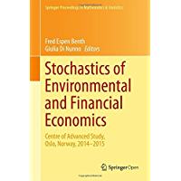 Stochastics of Environmental and Financial Economics: Centre of Advanced Study, Oslo, Norway, 2014-2015 (Springer Proceedings in Mathematics & Statistics Book 138) (English Edition)