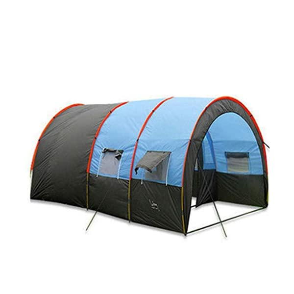8-10-People-Waterproof-Portable-Travel-Camping-Tent-Walking-Double-Oxford-high-Strength-Outdoor-Tent