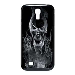 James-Bagg Phone case skull art pattern protective case For SamSung Galaxy S4 Case FHYY461763