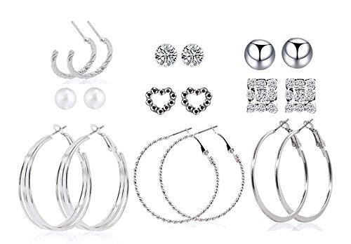Shoopic Assorted Multi Earring Women