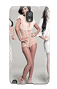 Awesome FNOvyUd5583QFOfA MeaganSCleveland Defender Tpu Hard Case Cover For Galaxy Note 3- The Saturdays Music