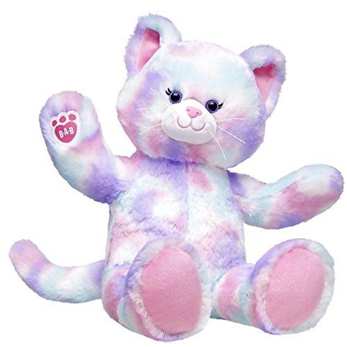 Build A Bear Workshop Pastel Swirl Kitty