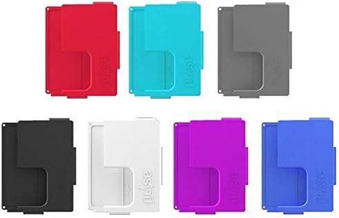 Panel vandy Vape pulso BF Caja Mod reemplazo (rojo): Amazon.es: Salud y cuidado personal