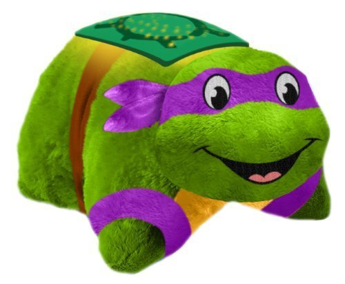 Pillow Pets Donatello Plush Night Light Stuffed Animal