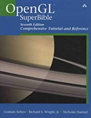 OpenGL® SuperBible, Seventh Edition,   is the definitive programmer's guide, tutorial, and reference for OpenGL 4.5, the world's leading 3D API for real-time computer graphics. The best introduction for any developer, it clearly explains O...