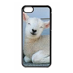 VNCASE Sheep Phone Case For Iphone 5C [Pattern-1] by icecream design