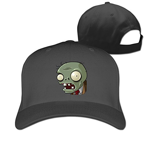 MFSH Plants Vs Zombies Picture Unisex Up Adjustable Baseball Hat.