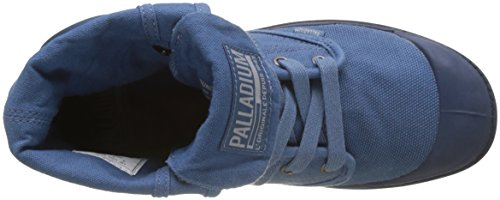 Blue Femme Pallabrousse Bl Palladium K80 Capitain Baskets Bleu Capitain Hautes Baggy w4OpPqA