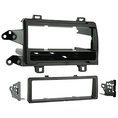 Metra 99-8224 Single DIN Installation Dash Kit for 2009 Toyota Matrix and Pontiac Vibe: Car Electronics