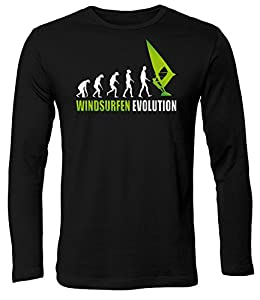 WINDSURFEN EVOLUTION 626(HL-SW-Weiss-Grün) Gr. XL