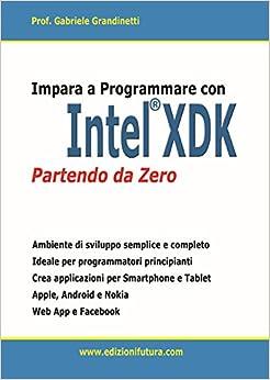 Book Impara a programmare con Intel XDK partendo da zero.