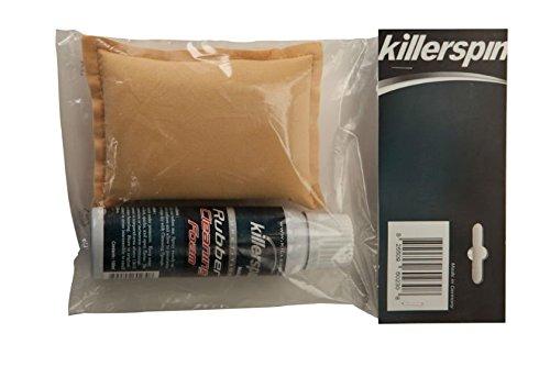 Killerspin 602-30 Table Tennis Rubber Cleaning Foam Kit