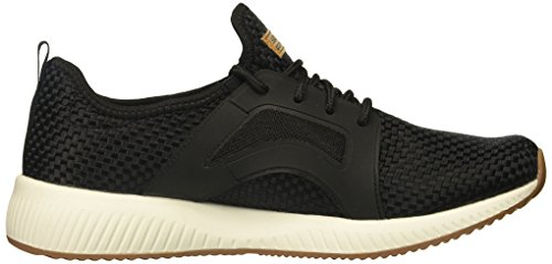 Skechers Schwarz Sneaker Cool Damen Sport Insta Black Bobs rrTnf