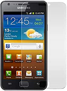 Glass Screen Protector for Samsung Galaxy S2 - Transparent