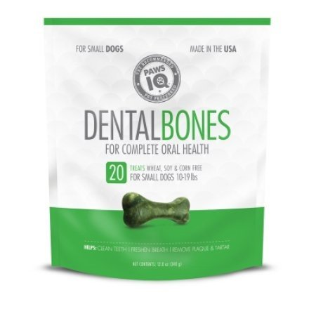 Pet Iq Dental Small Bone   12Oz