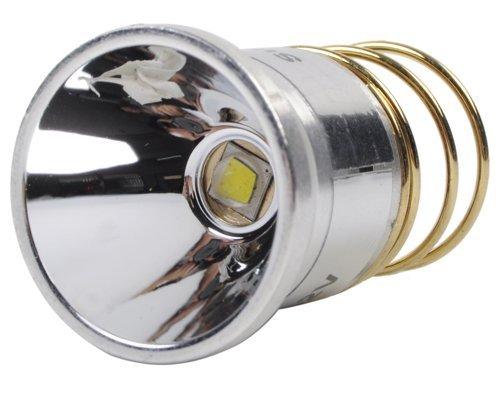 UltraFire Cree U2 LED 4.2V 900 Lumens 1 Mode Bulb Lamp for WF-501B/C1/L2 SolarForce L2 SureFire G2/6P