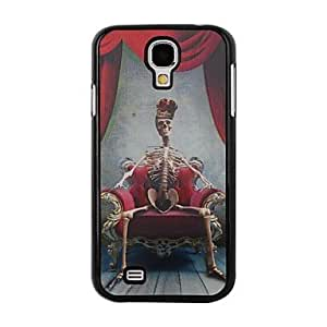 J4Y Cool Skulls Hard Back Case Cover for Galaxy S4 I9500