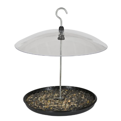Perky-Pet 412 Adjustable Platform Wild Bird Feeder