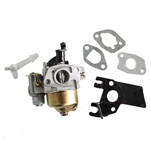 QAZAKY Carburetor Gasket Intake Manifold Insulator Kit for Gx160 GX160 5.5hp GX200 6.5hp Engine Lawn Mower Generator Water Pump